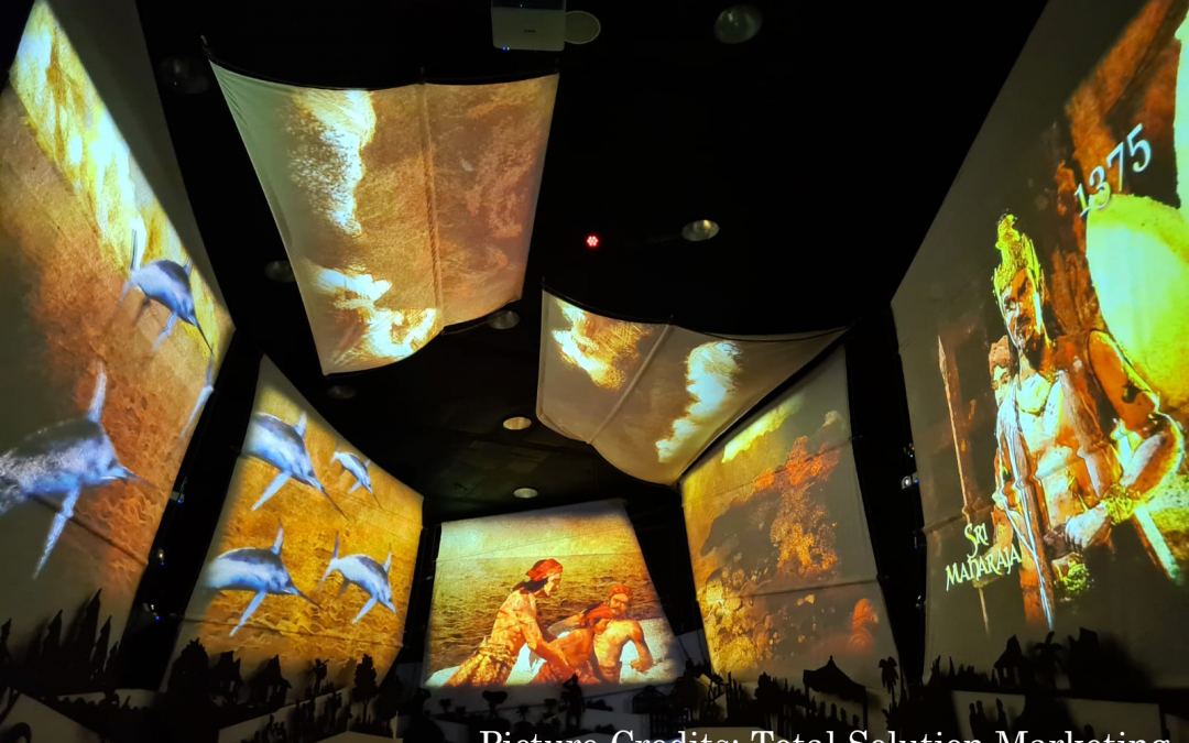 PIXERA Facilitates Step Back in Time at Singapore Discovery Centre