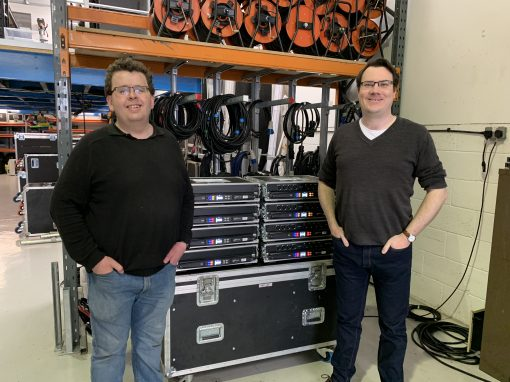 Magnum PA Invests in Powersoft T Series
