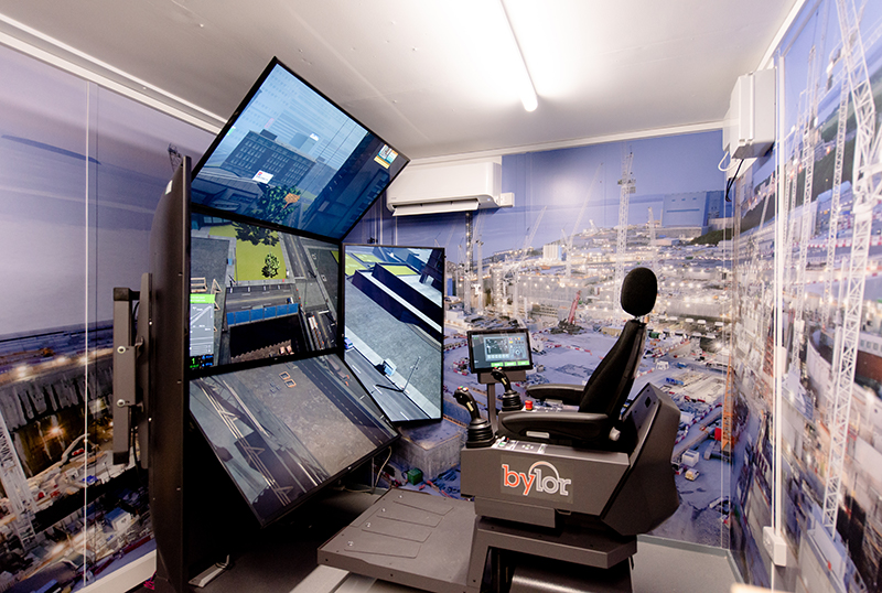 ST Engineering Antycip Provides Key Training Technology to Hinkley Point Construction Operators