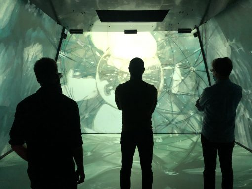 MPM Chooses Digital Projection for Innovative CAVE at Leading French Research Centre