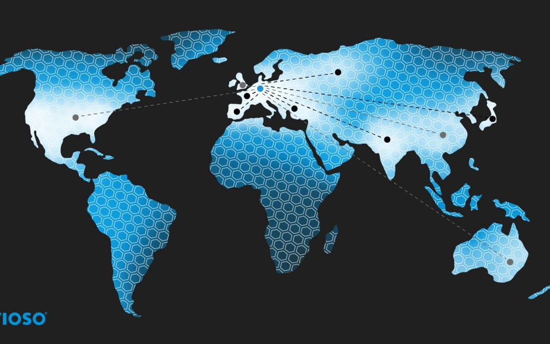 VIOSO Expands Global Rep Network