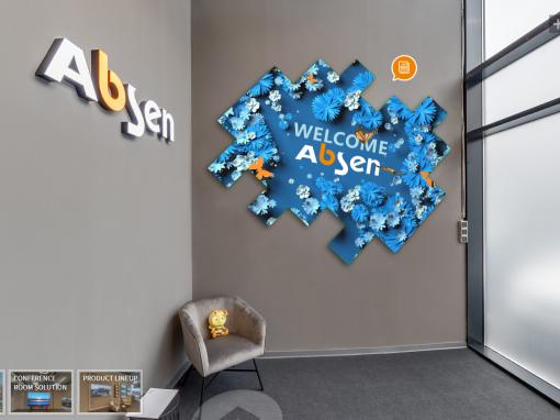Absen Unveils Brand New Experiential Showroom in European HQ